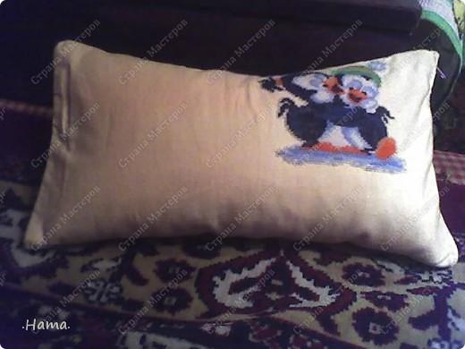 подушка-думка для бабульки. фото 1