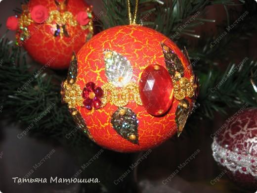Новогодние шарики. фото 3