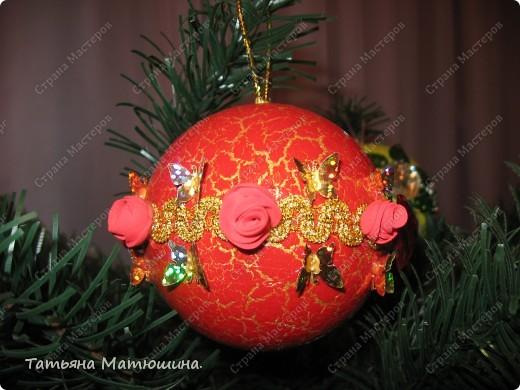 Новогодние шарики. фото 4