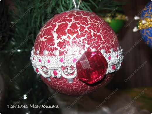 Новогодние шарики. фото 5