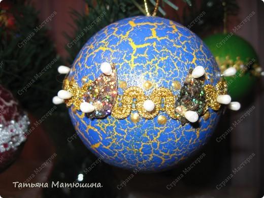 Новогодние шарики. фото 6