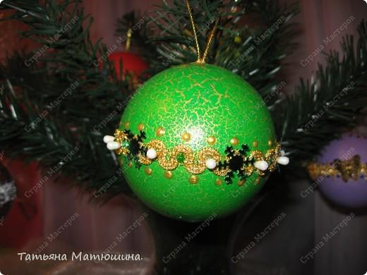 Новогодние шарики. фото 7