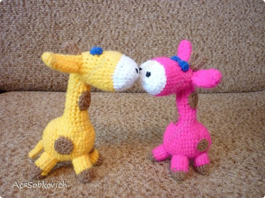 Это первый жирафик Солнышко))) фото 4