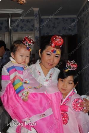 корейская шапочка на первый год ребенка фото 1
