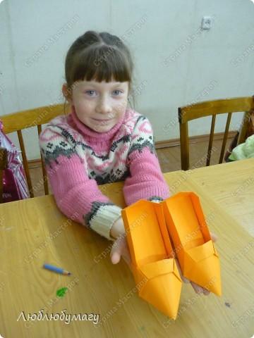 """Коллекцию """"итальянской"""" обуви создавали дети 8-12 лет. фото 12"""
