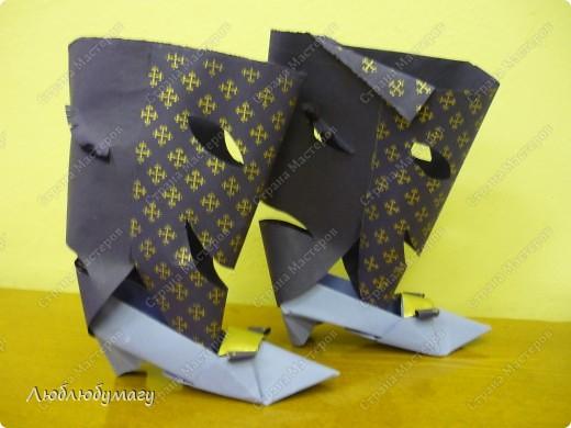 """Коллекцию """"итальянской"""" обуви создавали дети 8-12 лет. фото 7"""