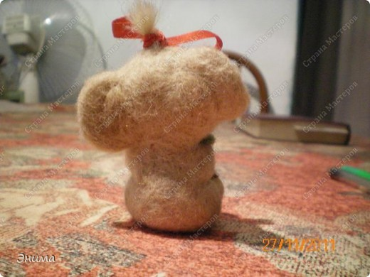 Очередное Дашино творение. Все коалы серые, а у нас живёт девочка песочного цвета. фото 3