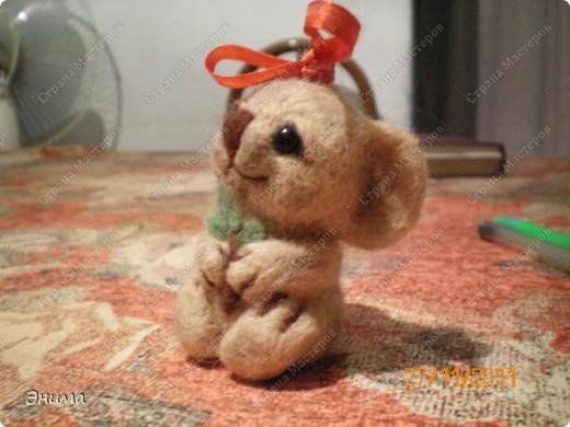 Очередное Дашино творение. Все коалы серые, а у нас живёт девочка песочного цвета. фото 5