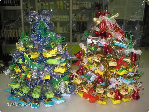Подготовка к новому году1,5кг.конфет=1СЛАДКАЯ ЕЛОЧКА фото 1