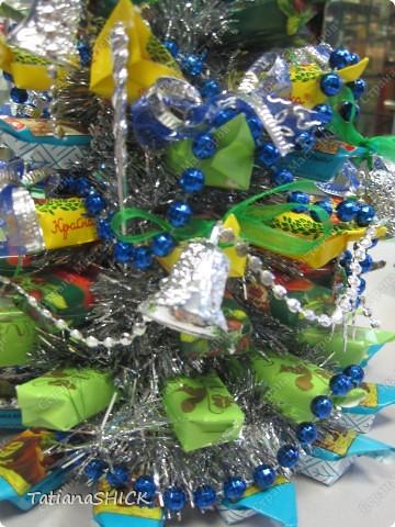 Подготовка к новому году1,5кг.конфет=1СЛАДКАЯ ЕЛОЧКА фото 5