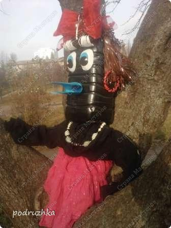 Вот такая девушка поселилась у нас на полянке фото 2