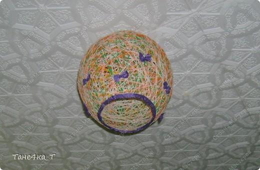 Вот такую люстру сделали в детскую комнату. Освещение там потолочные светильники, а это включается в дополнение. фото 3