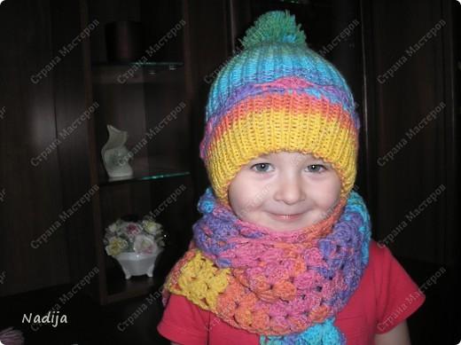 Шапульки для Софийки )))) фото 10