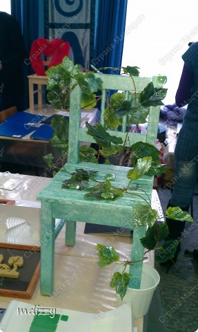 Безмятежный стул в моем исполнение