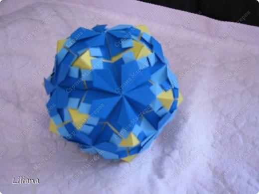 Petal globe by Tomako Fuse фото 2