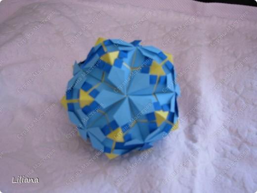 Petal globe by Tomako Fuse фото 1