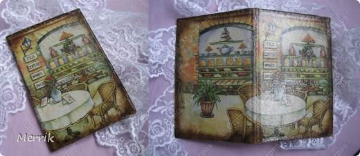 Хочу уметь все....часть3...обложки на паспорт фото 2