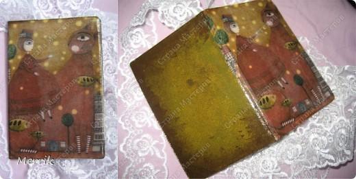 Хочу уметь все....часть3...обложки на паспорт фото 4