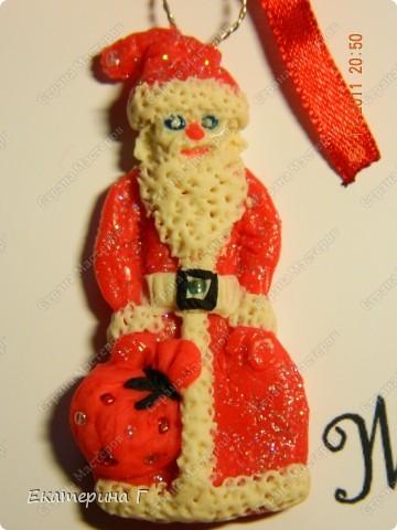 Вот такой дед Мороз фото 1