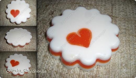 """""""Orange love"""", масло миндаля и макадамии, эфирное масло грейпфрута и корицы. Пахнет грейпфрутом и корицей =) фото 1"""