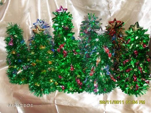 Вот и у меня вырос Новогодний лес.... фото 1
