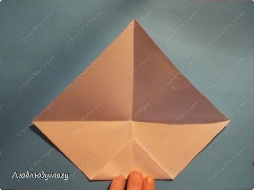 Мастер-класс Оригами Туфелька