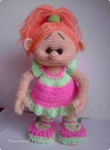 Куколки - ягодки по описанию Елены Беловой фото 6