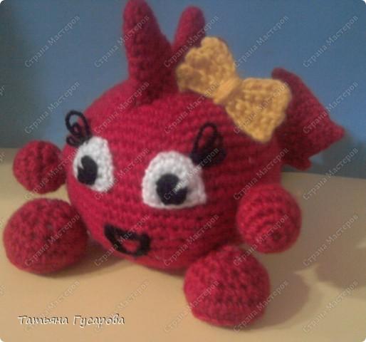 Куколки - ягодки по описанию Елены Беловой фото 4