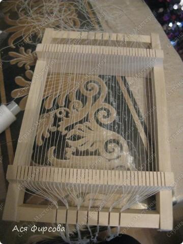 Материалы и инструменты 8 марта День матери День рождения Бисероплетение Плетение украшений на станке Нитки фото 23.