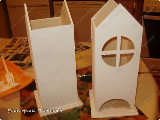 Вот такой домик для чая я сделала в подарок. Предлагаю Вам тоже попробовать сделать. Чудный подарок.  фото 6