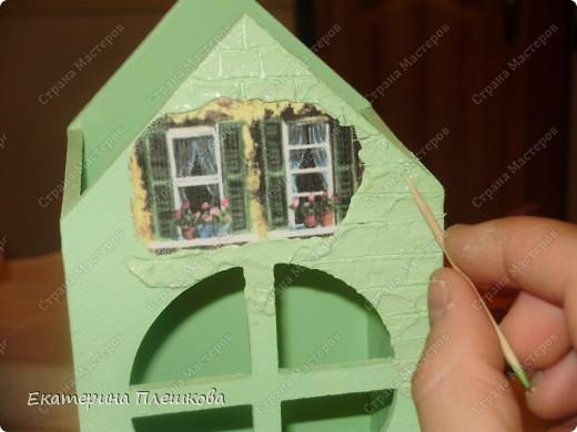 Вот такой домик для чая я сделала в подарок. Предлагаю Вам тоже попробовать сделать. Чудный подарок.  фото 20