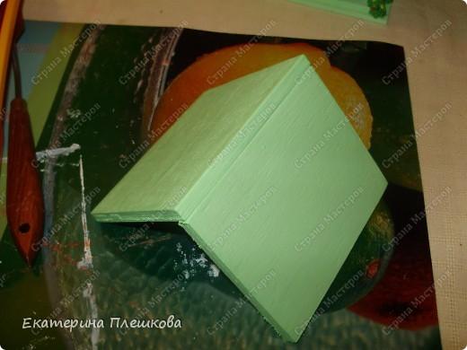 Вот такой домик для чая я сделала в подарок. Предлагаю Вам тоже попробовать сделать. Чудный подарок.  фото 32