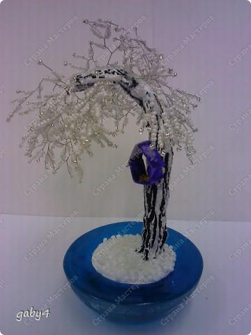 Урожай на полюбившиеся ледяные деревья и сакуру. И все - к восьмому марта)))) фото 1
