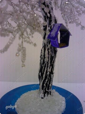 Урожай на полюбившиеся ледяные деревья и сакуру. И все - к восьмому марта)))) фото 2