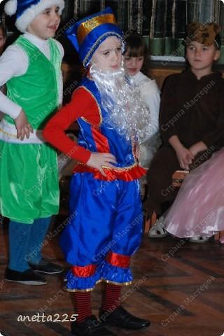 Новогодние костюмы для мальчиков 1 год своими