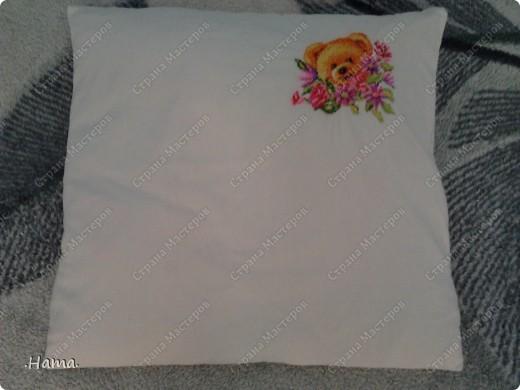 подушка-думка для бабульки. фото 3
