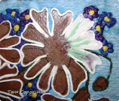 Мастер-класс Аппликация из скрученных жгутиков Картины в технике пейп-арт Мастер-класс Салфетки фото 10