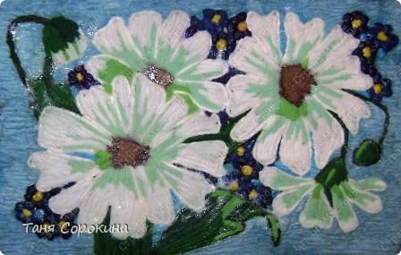 Мастер-класс Аппликация из скрученных жгутиков Картины в технике пейп-арт Мастер-класс Салфетки фото 11