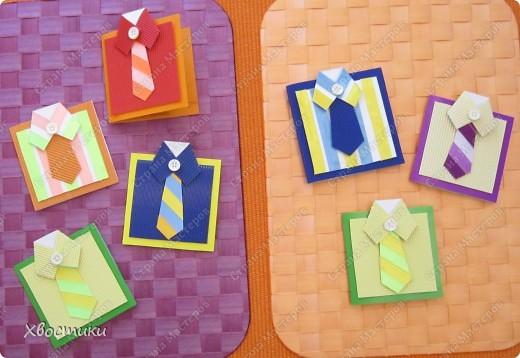 Шёлковая рубашка & шёлковый галстук Страна Мастеров