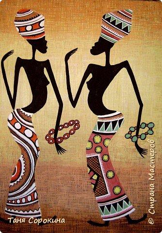 """Друзья! Я вам уже рассказывала, что иногда делаю дизайн в квартирах или пишу картины для дизайна. В этот раз я вам покажу три работы, сделанные  в один интерьер. Они не выдерживались в одном тоне, только в стиле, в этом интерьере все эти цвета присутствуют. Люблю ящериц, их, как вы заметили, у меня много - и на бутылочках, и в рисунках...Такой африканский вариант ящерицы, специально написан """"небрежно"""", холст, акрил. фото 2"""