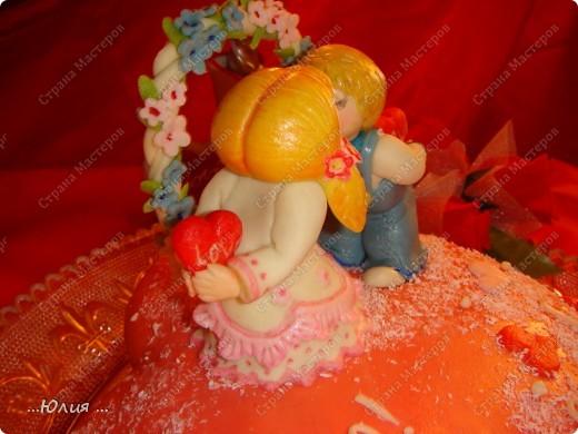 Здравствуйте дорогие мастерицы ! Поздравляю вас с днем любви !!! фото 3