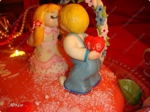 Здравствуйте дорогие мастерицы ! Поздравляю вас с днем любви !!! фото 4