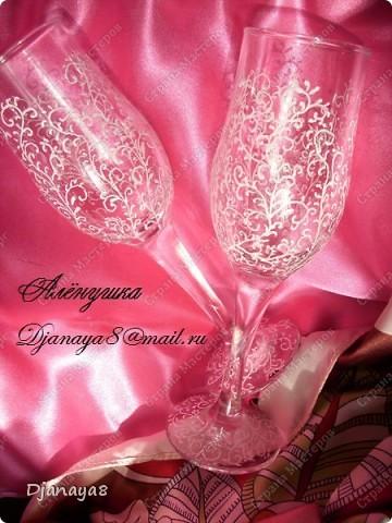 Мои свадебные первенцы фото 8