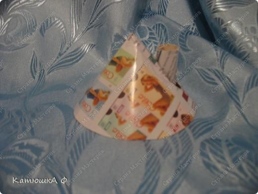 Вот такие домики- подсвечники и одновременно упаковка для подарков- шарфиков у меня получились фото 18