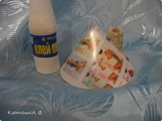 Вот такие домики- подсвечники и одновременно упаковка для подарков- шарфиков у меня получились фото 20