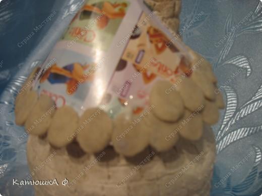 Вот такие домики- подсвечники и одновременно упаковка для подарков- шарфиков у меня получились фото 21
