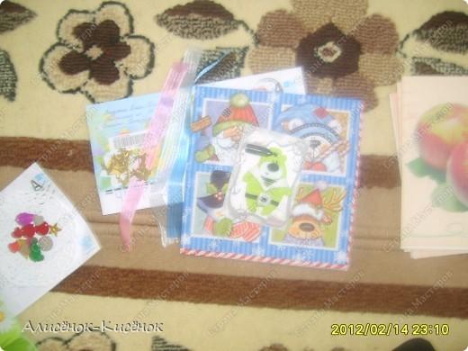 три открыточки. фото 6