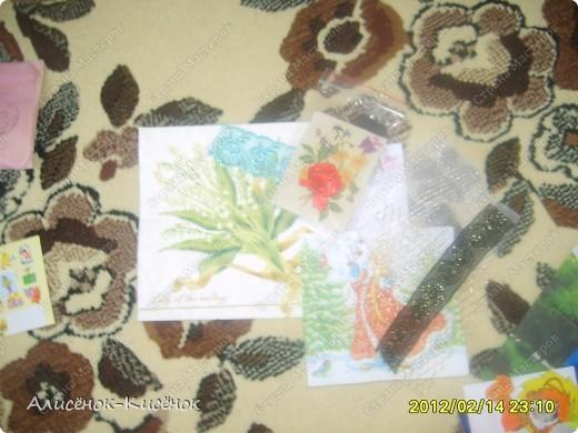 три открыточки. фото 8