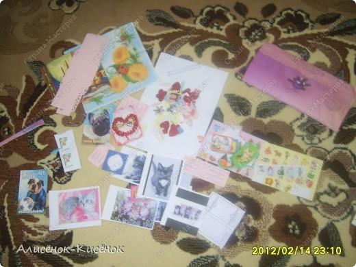 три открыточки. фото 9