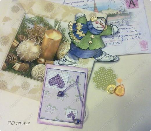 """Новая серия подарочек к 8 марта называется - """"Весна"""" в работе использованы иллюстрации Сары Кей  (качество фото к сожалению не очень) фото 6"""